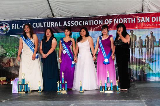 2011 mrs fil am awarding