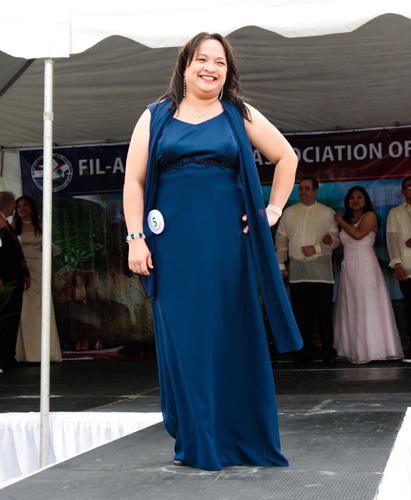 2011 mrs fil am gown michelle