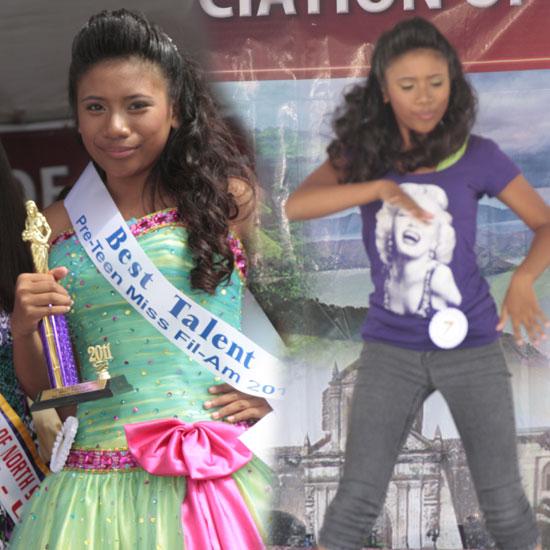 2011 pre teen ms til am best talent