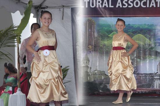 2011 pre teen ms til am gown gloria