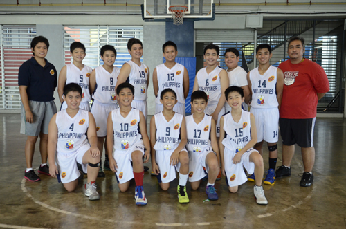 basketbal junior