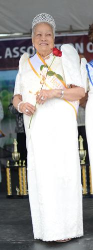 2013 senior pageant winner