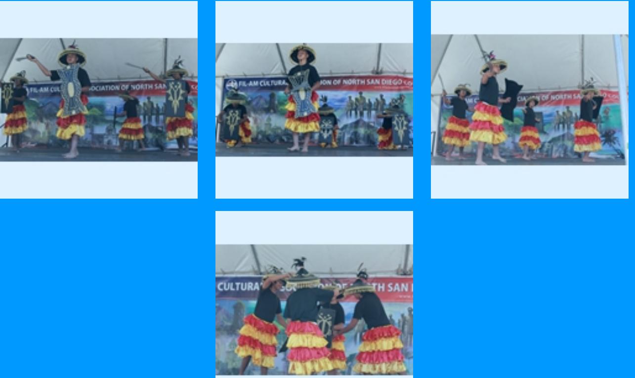 2014 YDP SAGAYAN WAR DANCE