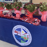 FACO Valentines Day Flower Arrangement Fundraising