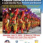 15th Annual Filipino Cultural Celebration