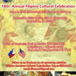 18th Annual Filipino Cultural Celebration