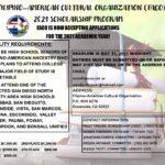 2021 Scholarship Program
