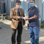 Donation to Oceanside Public Library