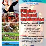 12th Annual Filipino Cultural Celebration