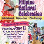10th Annual Filipino Cultural Celebration