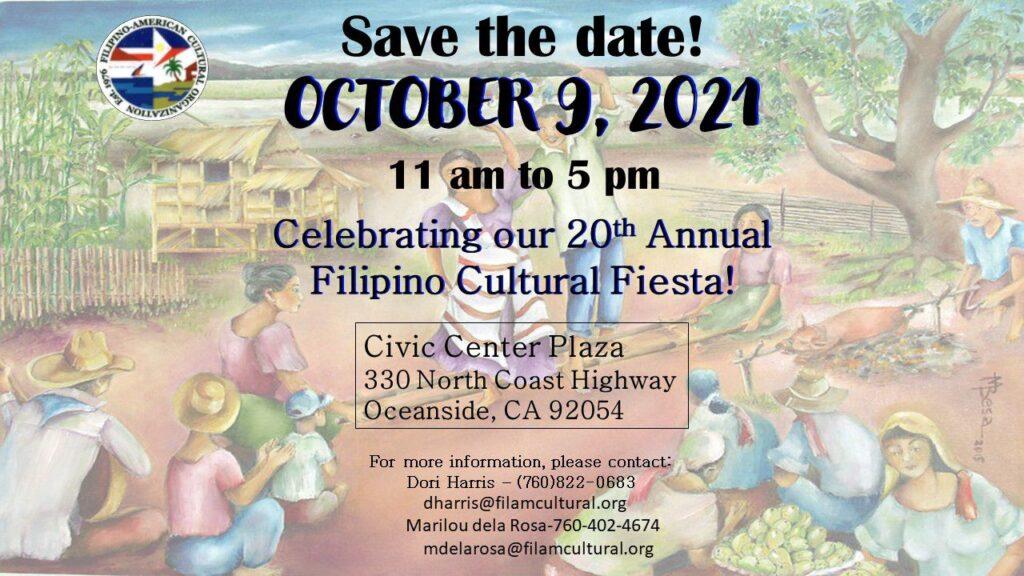 20th filipino cultural fiesta